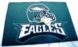 Philadelphia Eagles Floor Mat, 51X75cms